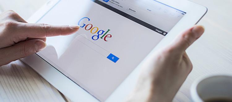 Google muda pesquisa em dispositivos móveis