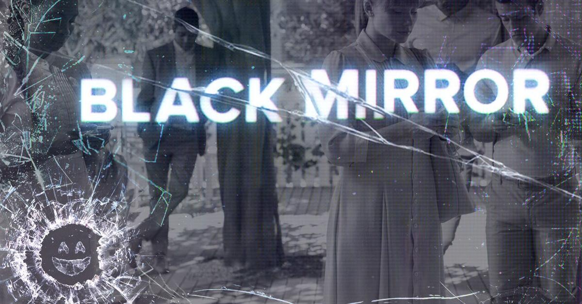 Isso é muito Black Mirror